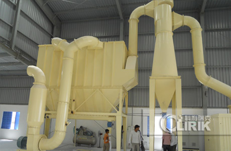 activated carbon grinding mill