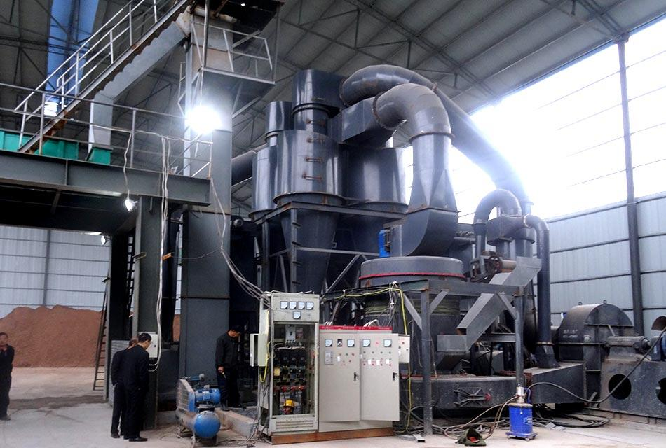 MTM100 Grinding Plant