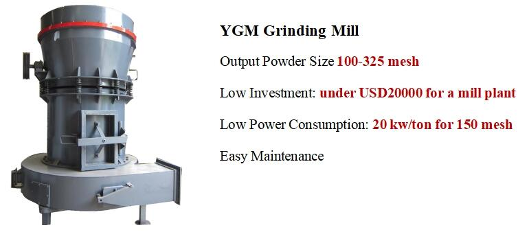 MTM high pressure suspension grinding mill