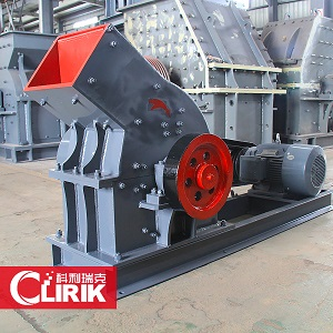 hammer crusher-barite powder making machine