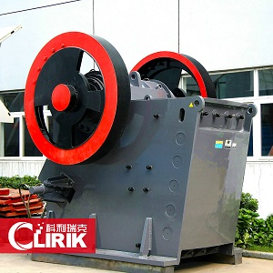 jaw crusher-barite powder making machine